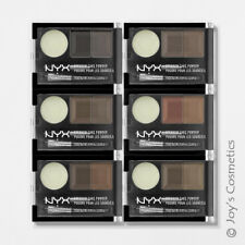 "3 NYX Eyebrow Cake Powder - Brow ECP ""Pick Your 3 Color""  *Joy's cosmetics*"