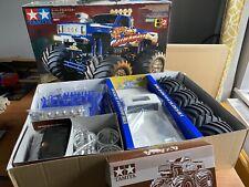 Nuevo Tamiya Super Clodbuster Rc Rock Crawler Camión Kit. 58321