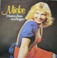 MIEKE - HOREN, ZIEN EN ZINGEN - LP