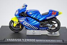 1:24 Racing Champions 2001 YAMAHA YZR500 Shinya Nakano MOTO GP / Superbike MIB
