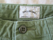 SPELLBOUND Japan Made Military Fatigue Pants 32
