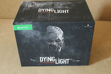 XBOX ONE DYING LIGHT COLLECTOR'S EDITION POLISH EXCLUSIVE PAL COLLECTORS ENG