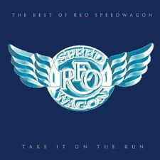 REO SPEEDWAGON ( NEW SEALED CD ) TAKE IT ON THE RUN : VERY BEST OF GREATEST HITS