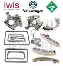 For Audi A4 A6 Quattro 3.2L V6 Timing Chain Tensioner Guide Rail Service Kit OEM
