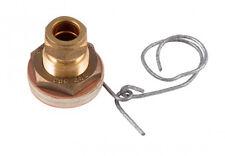 22mm Essex Flange   cf1rns   CILINDRO acqua calda connessione   accoppiamenti da un lato