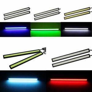6x 12V LED Lichterkette Auto Beleuchtung SMD Streifen Leiste Band Wasserdicht