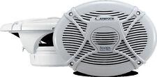 """Cadence Marine / Boat Speakers 120W 6 x 9"""" 2-Way High Fidelity SQS69W"""
