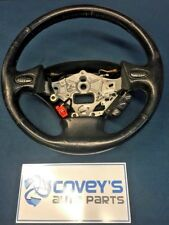 1993 1994 1995 FD Rx7 Mazda Steering Wheel Leather Auto 93 94 95 Mazda RX7 OEM