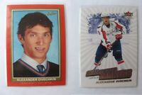 2005-06 UD Beehive #102 Ovechkin Alexander RED RC Rookie capitals