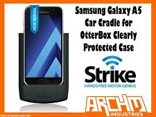 STRIKE ALPHA SAMSUNG GALAXY A5 CAR CRADLE FOR OTTERBOX CLEARLY PROTECTED CASE