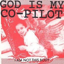 I Am Not This Body by God Is My Co-Pilot CD 1995 DSA NEW