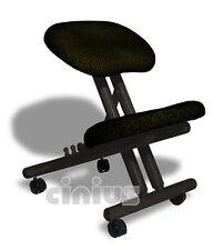 Sedia ergonomica CINIUS imbottit. sagomata,alta qualità