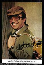 Wolfgang Scheele TOP AK 70er Jahre Orig.Sign. +3273 + G 9539
