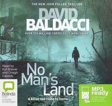 David BALDACCI / No MAN's LAND         [ Audiobook ]