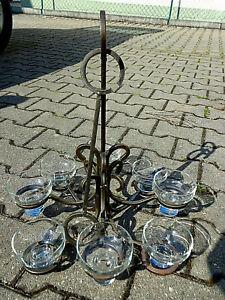 Deko xxL Riesen Kerzenleuchter - HÄNGE DECKENLEUCHTER  -  Sehr schwer ! ! !