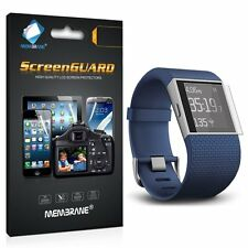 3 High Quality Screen Cover Guard Film Foil For Fitbit Surge