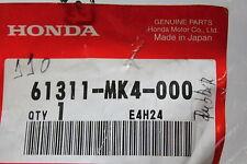 1989-1990 GB500 HONDA (HB95) NOS OEM 61311-MK4-000 RUB HEADLIGHT STAY