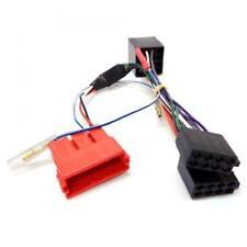 AUDI A3 A4 A8 TT CAR RADIO ISO WIRING LOOM LEAD HARNESS HALF AMPLIFIED PC9-401