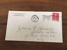 George Washington 2 Cent Red Stamp USA