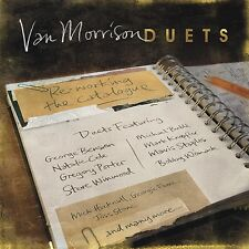 VAN MORRISON - DUETS: RE-WORKING THE CATALOGUE 2 VINYL LP NEW+