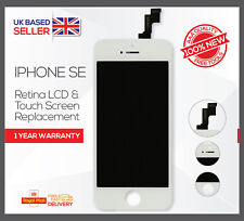 for iPhone SE White Touch Screen LCD Display Digitizer Assembly Replacement