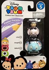 Disney Tsum Tsum Series 5 Pastel Parade Figures Lilo Angel Stitch New