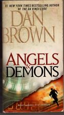 Angels & Demons by Dan Brown-Suspense-Intrigue-BUY ANY 4 TO GET FREE SHIPPING!