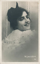 C3041 - 1 CPA ACTRICES - M. Jacobini