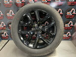 """Jeep Renegade 18"""" Inch Alloy Wheels + Tyres / 5 Stud / 2020"""