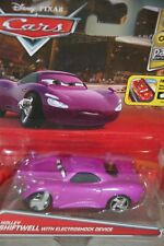 """DISNEY PIXAR CARS 2 """"HOLLEY SHIFTWELL WITH ELECTROSHOCK DEVICE"""" NEW IN  PACKAGE"""