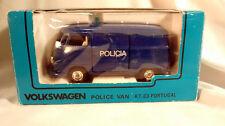 KADO TOMICA DANDY VOLKSWAGEN SPLIT WINDOW POLICE VAN 1/43 JAPAN MINT IN BOX