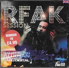 RAHAT FATEH ALI KHAN THE RFAK SESSION - BRAND NEW SOUND TRACK CD SONGS