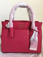 NWT Kate Spade Cameron Street Mini Candace Handbag Purse $298 Punch Pink