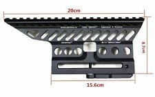 20cm Length AK Scope Sight Mount for Airsoft Marui Cyma Cybergun AK SVD AEG GBBR