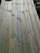 1200 mm galv stretcher bar tensioning chain link fence