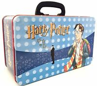 Harry Potter Audiobooks 1-4 on Audio Cassettes in Collectors Tin Stephen Fry