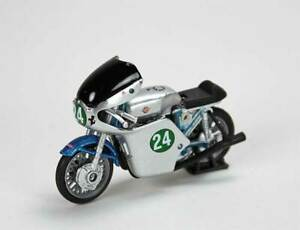 1:32 Ducati 250 Bicilindrico by New-Ray Toys in Silver 06033C