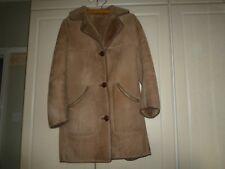 nurseys sheepskin coat | eBay