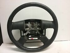 04 05 06 07 08 Ford F-150 black leather steering wheel 5L34-3F563-CC3JA6