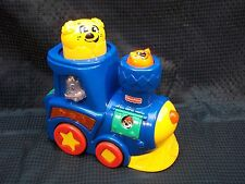 Pop up PUPPY AND KITTY Electronic CHOO CHOO TRAIN