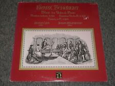Schubert Music for Violin & Piano~Sergiu Luca~Joseph Kalichstein~Inner~FAST SHIP
