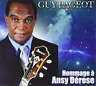 Guy Pageot-Hommage a Ansy Derose CD NEUF