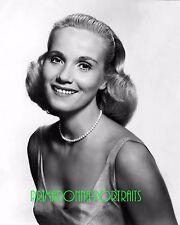 EVA MARIE SAINT 8X10 Lab Photo 1950s High Fashion Pearl Elegance Portrait