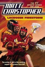 Lacrosse Firestorm (Paperback or Softback)