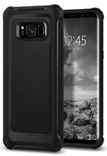 Custodia Samsung Galaxy S8 PLUS Spigen Cover Rugged Armor Extra Protezione
