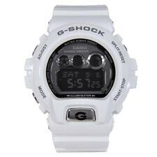 New CASIO G-SHOCK GD-X6900FB-7JF X6900 Big Case White SIlver Metallic Watch