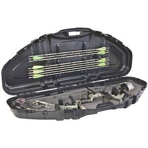Plano Protector Series Bow Case Black Locking Quiver Archery