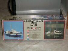 "Billing Boats 1/40 Scale U.S. Coast Guard Lifeboat ""44329"""