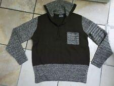 vintage 60s forum acrylic sweater talon zipper