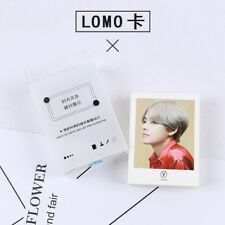Kpop BTS V Lomo Card BANGTAN BOYS Kim Taehyung HD Polaroid Photo 45pcs/Set